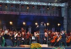 Konin. Świętojański Koncert Symfoniczny w hiszpańskich rytmach