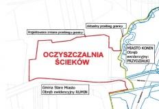 Będzie zmiana granic Konina i gminy Stare Miasto. Stopniowo
