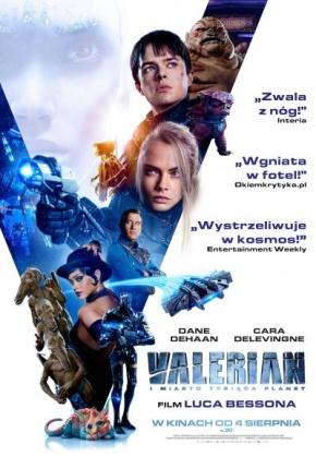 Valerian i miasto tysiąca planet - dubbing