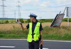 Konińscy policjanci podsumowali sierpniowy weekend na drogach