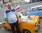 Konin. Miłośnicy starych samochodów spotkali się na bulwarze