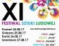 To dzisiaj festiwal sztuki ludowej przed Konińskim Domem Kultury