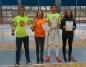 Konińscy szabliści rozpoczęli sezon od trzech brązowych medali
