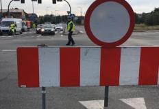 Trasa Bursztynowa zamknięt ...