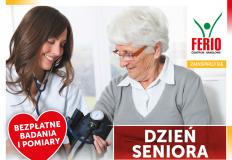 Europejski Dzień Seniora! Bezpłatne badania w Ferio