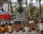 Zapalili znicz pamięci przy pomniku rozstrzelanych koninian
