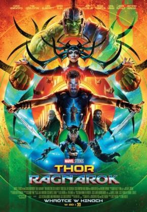 Thor: Ragnarok - Dubbing 3D/2D