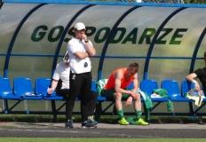 Piłkarska kolejka: Powrót Marcina Woźniaka, Sokół kończy rundę