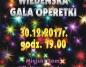 Sylwestrowa Wiedeńska Gala Operetki
