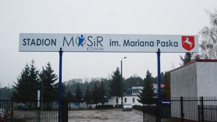 Konin. Miasto zainwestuje w nowy stadion przy ul. Dmowskiego?