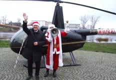 Konin. Święty Mikołaj przy ...