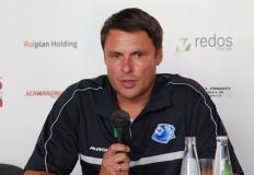 Były trener Górnika Konin  ...