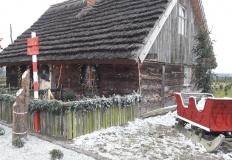 Odwiedziliśmy wioskę święt ...