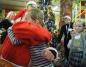 Konin. Ponad 100 pluszowych maskotek od świętego Mikołaja