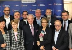 Reprezentanci regionu konińskiego w wielkopolskich władzach PO