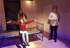 Teatr na Peryferiach.  W Brzeźnie trwają próby do spektaklu
