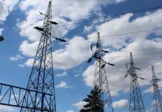 Część powiatu i miasta bez prądu. Padły dwa transformatory