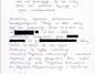 Koło. W liście podziękowali policjantom za uratowanie desperata