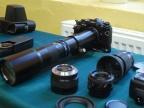Konin. ZSTiH zaprezentował niezwykłą kolekcję aparatów i zdjęć