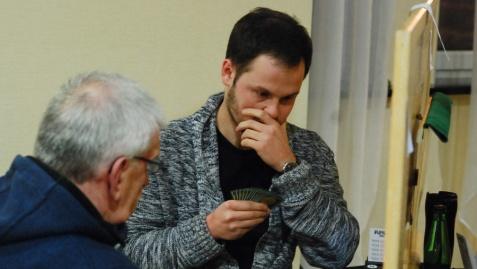 Mikorzyn. Najlepsi polscy brydżyści grają w finale Grand Prix