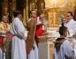Pasterka w Licheniu. Uroczysta msza święta odprawiona w bazylice