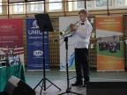 Międzypowiatowy konkurs kolęd na instrumentach dętych w ZSGE