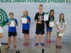 Kuszyński najlepszy w kat. jedenastu lat w Pucharze KS Warta