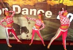 Zespół Taneczny GAMA świetnie rozpoczął nowy rok. Wiele medali w Legionowie