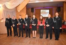 Zebranie sprawozdawcze Ochotniczej Straży Pożarnej w Kłodawie