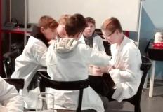 Uczniowie SP nr 2 pogłębiali wiedzę w Centrum Nauki
