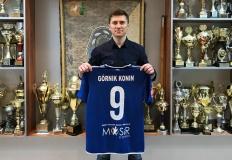 Nowy zawodnik w Górniku Konin. Grał w ukraińskiej ekstralidze