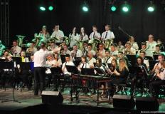 Kleczew. Stu muzyków na scenie z okazji 100-lecia niepodległości