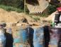 Beczki z chemikaliami nadal na celowniku powiatowych radnych