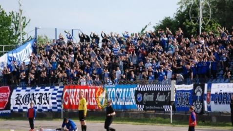 Piłkarska kolejka: Kibicowski hit w Koninie, Sokół zagra w Toruniu