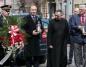 Uczcili 13 rocznicę śmierci Jana Pawła II. Znicze i kwiaty po tablicą