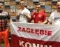 Polacy pokonali Szwedów. Boksowali Goiński i Wiśniewski