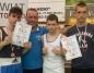 Boks: Mistrzostwa Wielkopolski Kadetów. Dwa srebra i dwa brązy