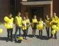 Wielu wolontariuszy z żonkilami nadziei dla hospicjum w Koninie