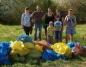 Dzień Ziemi. Koninianie sprzątali zaśmiecony teren nad Wartą