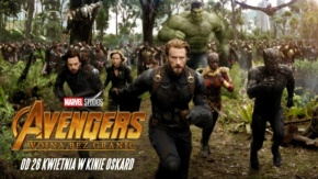 Avengers: Wojna bez granic 2D dubbing