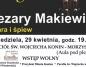 """Koncert """"W pół drogi"""" Cezarego Makiewicza w św. Wojciechu"""