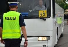 Kontrole autobusów przewożących dzieci. Wyniki satysfakcjonujące
