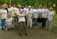 Koło. Ćwiczący i aktywni seniorzy potrafią zawstydzić młodszych