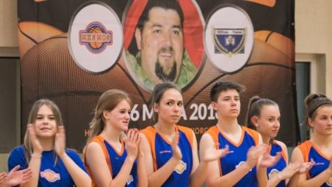Emocjonujący początek Turnieju Juniorek Pamięci Macieja Pietrzaka