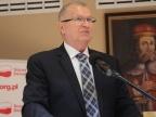 Józef Nowicki ogłoszony kandydatem lewicy na prezydenta