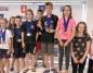 Iskra Konin pływała w Ostrzeszowie i Łodzi. Zdobyli 29 medali