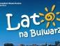 Lato na Bulwarze - Puszczanie wianków przy CIM