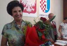 Golina. Wiceprzewodnicząca rady zdobyła tytuł