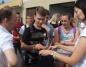Gra miejska w Koninie. Młodzież bawiąc się poznaje zawody