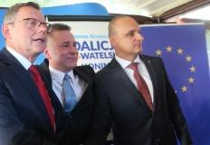 Piotr Korytkowski, wspólny kandydat PO i .N na prezydenta Konina